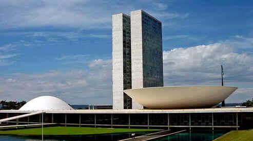 História do Senado Federal Brasileiro