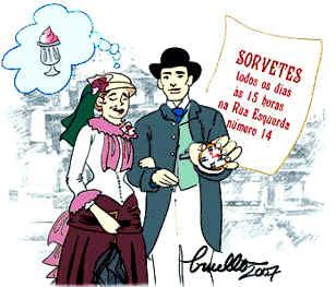 História de Sorvete