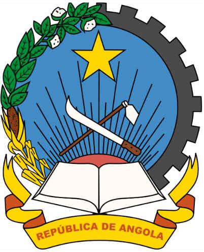 Brasão de Angola