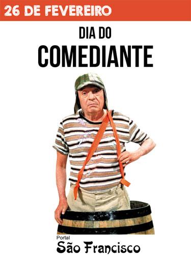 Dia do Comediante