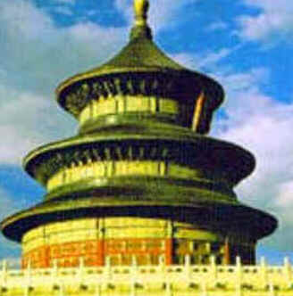 Pontos Turísticos da China