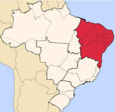 Região Nordeste do Brasil