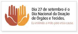 Dia Nacional dos Doadores de Órgãos