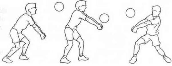 Passe do Voleibol