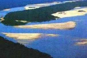 Rio Araguaia - Hidrografia do Brasil