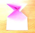 Empurre o meio das dobras com os dedos, elas devem ceder para o centro.