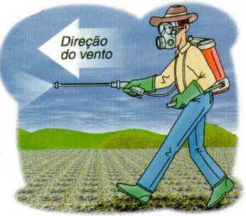 Acidentes com Agrotóxicos