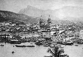 História das Cidades