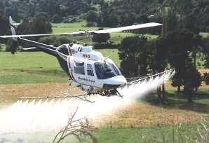Aplicação com Helicópteros