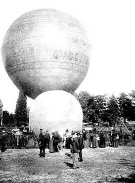 Balão Brasil