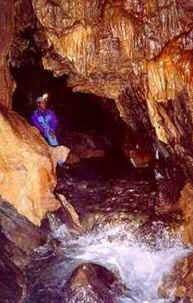 Cavernas no Brasil