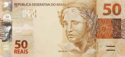 Cédulas e Moedas do Brasil