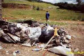 Classificação do Lixo