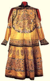Veste Imperial Chinesa