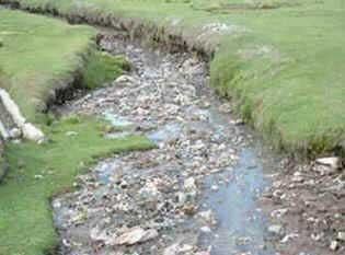 Degradação Ambiental