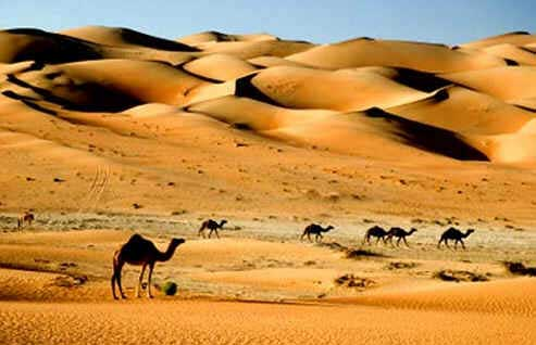 Desertificação no Mundo
