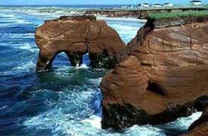 Erosão Marinha