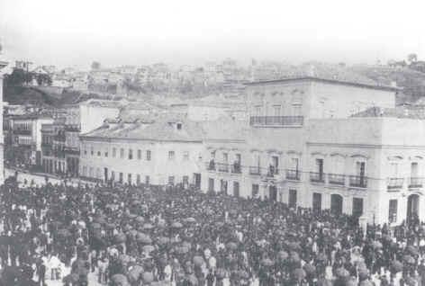 Fim da Escravidão no Brasil