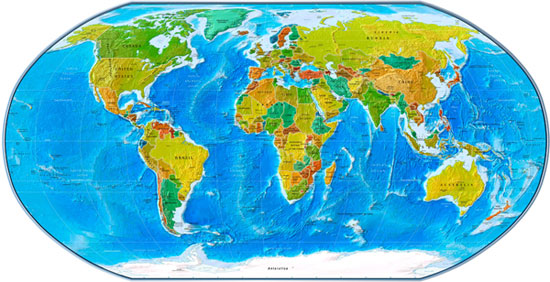 Geografia Política