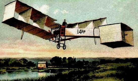 História do Avião