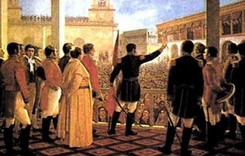 Independência da América Espanhola