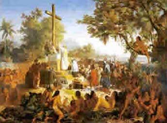 Dia da Primeira Missa