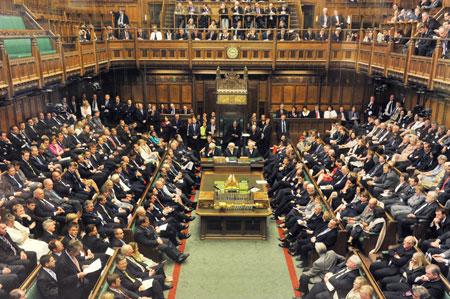 Parlamento Inlgês