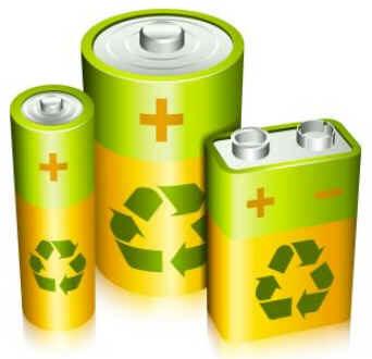 Reciclar Pilhas e Baterias