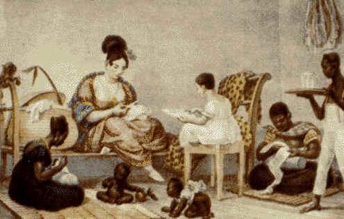 Sociedade Açucareira no Brasil Colonial