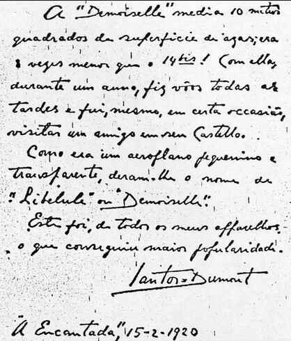 Suicídio de Santos Dumont