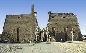 Templos Egípcios