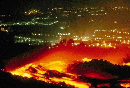 Vulcão Etna