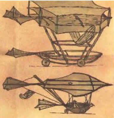 História do Planador