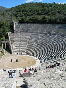 Teatro na Antiguidade