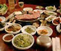 Culinária Coreana
