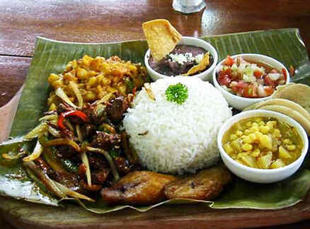 Culinária Costarriquenha