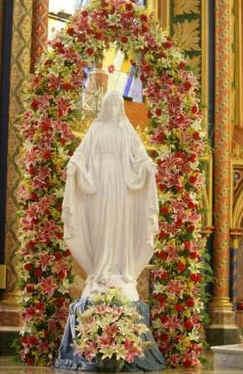 Dia de Nossa Senhora da Medalha Milagrosa