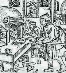 História do Pão