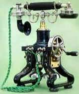 História do Telefone