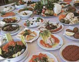 Culinária Libanesa