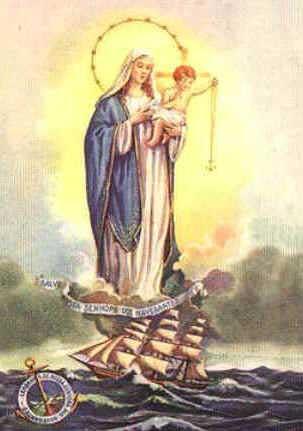 Dia de Nossa Senhora dos Navegantes
