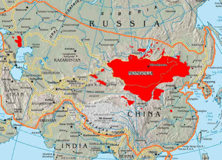 Os Mongóis