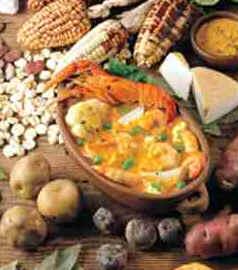 Culinária Peruana