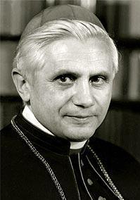 Joseph Ratzinger, papa Bento [Benedictvm] XVI