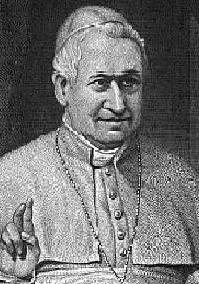 Giovanni Maria Mastai-Ferretti, papa Pio IX