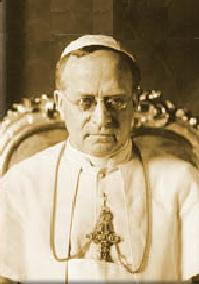 Ambrogio Damiano Achille Ratti, papa Pio XI