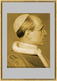 Eugenio Maria Giuseppe Giovanni Pacelli, papa Pio XII