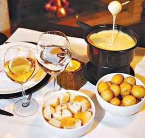 Culinária Suíça