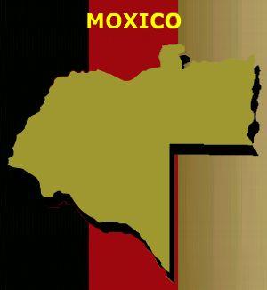 Mapa de Moxico