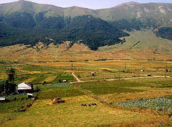 Geografia da Armênia